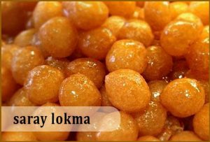 Saray Lokma